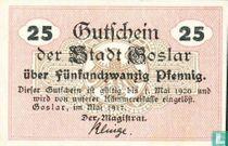 Goslar 25 Pfennig