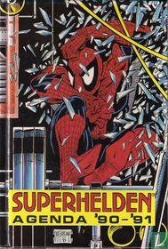 Superhelden agenda '90-'91