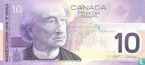 Canada 10 Dollars