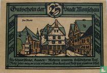 Monschau 25 Pfennig