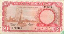 Gambia 1 Pound