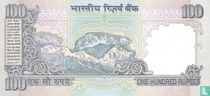 India 100 Rupees 1996 (R)