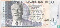 Mauritius 50 Rupees
