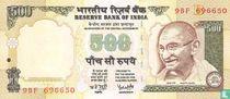 India 500 Rupees 2000 (B)