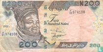 Nigeria 200 Naira 2001