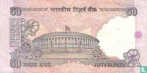 India 50 Rupees 1997 (E)