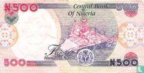 Nigeria 500 Naira 2002