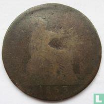 Verenigd Koninkrijk 1 penny 1863