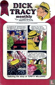 Dick Tracy Monthly 22