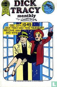 Dick Tracy Monthly 14