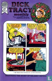 Dick Tracy Monthly 7