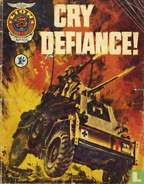 Cry Defiance!