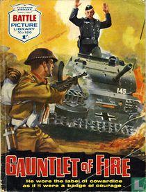 Gauntlet of fire