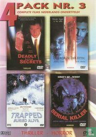 Deadly Little Secrets + Horror In The Attic + Trapped, Buried Alive + Serial Killer