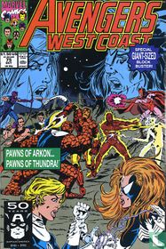 Avengers West Coast 75
