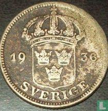 Schweden 50 Öre 1936