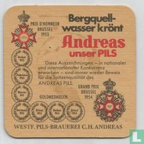 Andreas unser Pils