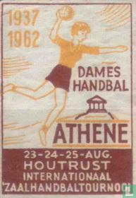 Dames handbal Athene