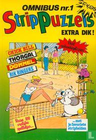 Strippuzzels 1 omnibus