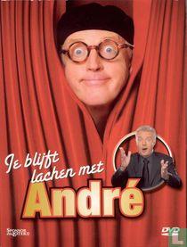 Je blijft lachen met André