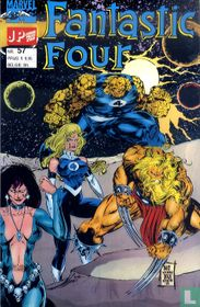 Fantastic Four 57