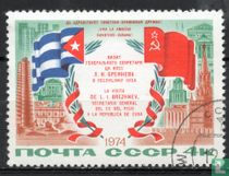 Breschnew Besuch Kuba