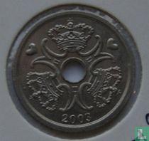 Denemarken 1 krone 2003