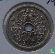 Denemarken 1 krone 2000