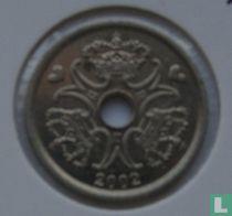 Denemarken 1 krone 2002