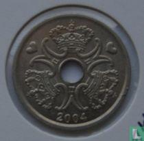 Denemarken 2 kroner 2004