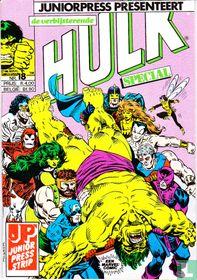 Hulk special 18