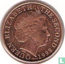 Jersey 2 pence 1998