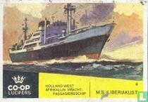 M.S. Liberiakust