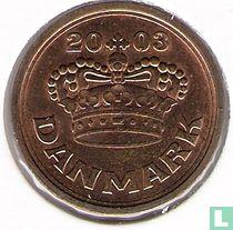 Denemarken 50 øre 2003