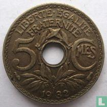 Frankrijk 5 centimes 1932