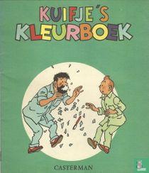 Kuifje's kleurboek 8