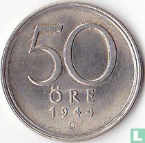Schweden 50 Öre 1944