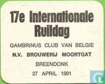 17e Internationale Ruildag Gambrinus Club van België / Duvel