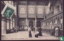 Arras, La Gare - Salle des Pas-Perdus