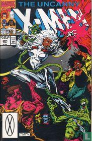 The Uncanny X-Men 291