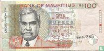 Mauritius 100 Rupees