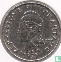 Frans-Polynesië 20 francs 1975