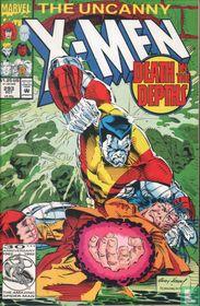 The Uncanny X-Men 293
