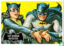 Cat Woman Defeated