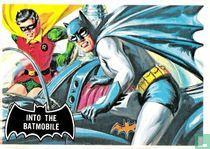 Into The Batmobile