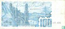 Algerije 100 Dinars 1982