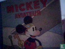 Mickey aviateur