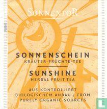 24 Sonnenschein Kraüter-Früchte-Tee | Sunshine Herbal Fruit Tea