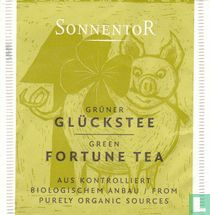 10 Grüner Glückstee | Green Fortune Tea