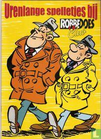 Urenlange spelletjes bij Robbedoes Club